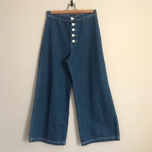 Urban Outfitters BDG wide leg pants